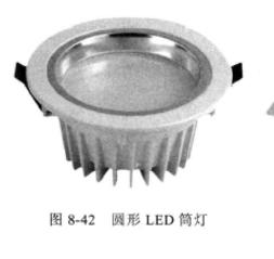 LED筒燈組合形式有哪些?