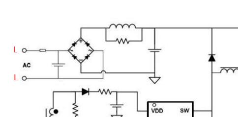 led燈管雙端接線圖-接錯線