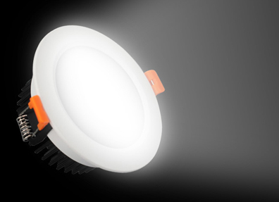 LED筒燈外殼套件一體化筒燈外殼