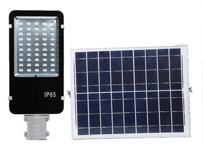 LED太陽能節能路燈-50000小時超長使用壽命