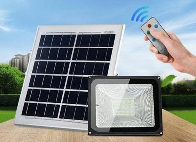 太陽能LED投光燈-零電費  智能光控