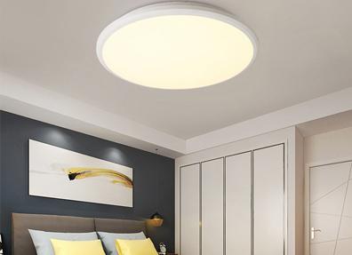簡約圓形LED吸頂燈--高亮度長壽命超省電
